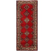 Link to 3' 8 x 8' 6 Chenar Persian Runner Rug