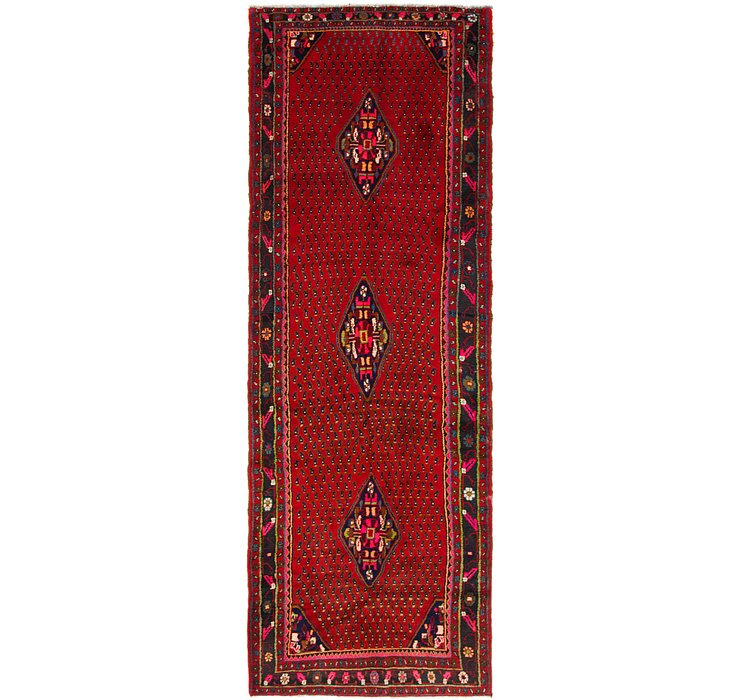 3' 9 x 11' Koliaei Persian Runner ...
