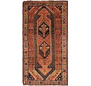 Link to 4' 10 x 9' 2 Shiraz-Lori Persian Rug