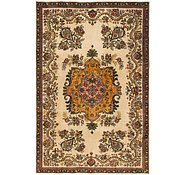 Link to 5' 3 x 8' Tabriz Persian Rug