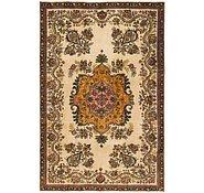 Link to 5' 3 x 8' Tabriz Persian Rug