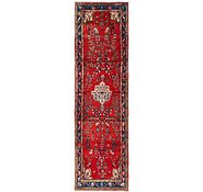 Link to 3' x 10' 5 Hamedan Persian Runner Rug