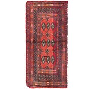 Link to 1' 9 x 3' 8 Bokhara Rug