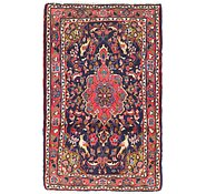 Link to 2' 4 x 3' 10 Shahrbaft Persian Rug