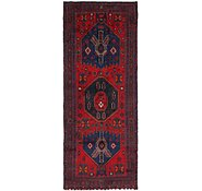 Link to 4' 3 x 11' Meshkin Persian Runner Rug