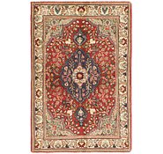 Link to 3' 2 x 4' 9 Tabriz Persian Rug