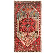 Link to 3' 2 x 6' Hamedan Persian Rug