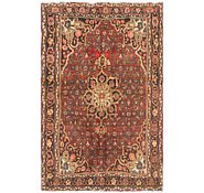 Link to 3' 5 x 5' Songhor Persian Rug