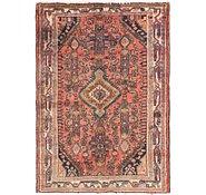 Link to 3' 8 x 5' 6 Hamedan Persian Rug