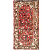 Link to 3' x 6' 6 Hossainabad Persian Runner Rug