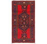 Link to 2' 9 x 5' Hamedan Persian Rug