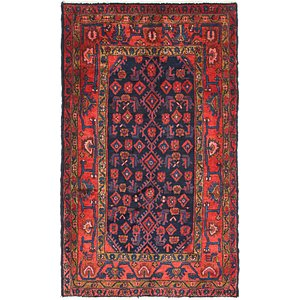 Link to 115cm x 193cm Malayer Persian Rug item page