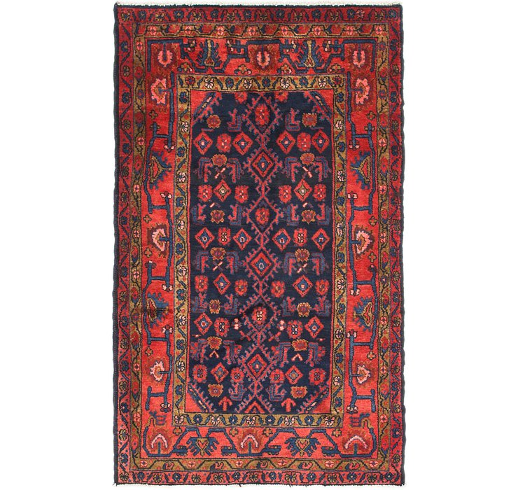 3' 9 x 6' 4 Malayer Persian Rug