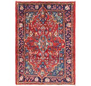 Link to 3' 7 x 5' Farahan Persian Rug