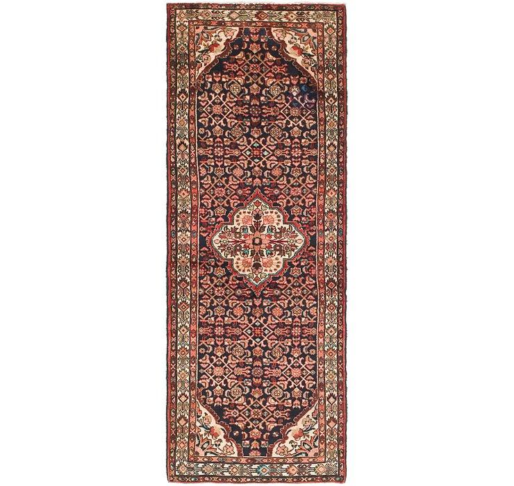 3' 5 x 9' 6 Mahal Persian Runner Rug
