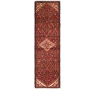 Link to 2' 6 x 9' 5 Hossainabad Persian Runner Rug