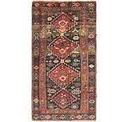 Link to 3' 10 x 7' 8 Shiraz-Lori Persian Runner Rug