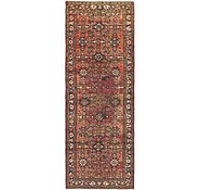 Link to 97cm x 305cm Hossainabad Persian Runner Rug