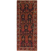 Link to 3' 10 x 9' 6 Balouch Persian Runner Rug