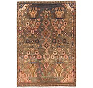 Link to 3' 4 x 5' Hamedan Persian Rug