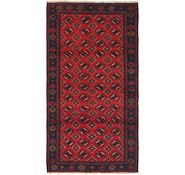 Link to 3' 5 x 6' 10 Balouch Persian Rug