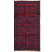 Link to 105cm x 200cm Balouch Persian Rug