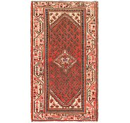 Link to 2' x 4' Hossainabad Persian Rug
