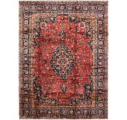 Link to 245cm x 365cm Mashad Persian Rug