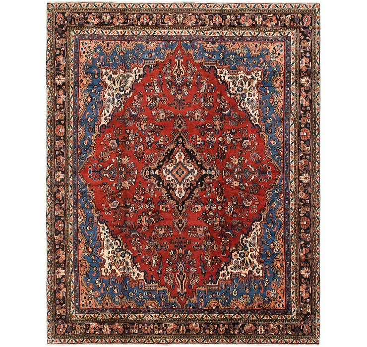 HandKnotted 10' x 12' 8 Liliyan Persian Rug