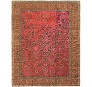 Link to 9' 10 x 12' 3 Tabriz Persian Rug