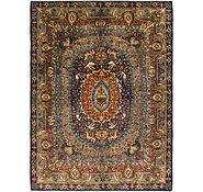 Link to 9' 10 x 13' 4 Kashmar Persian Rug
