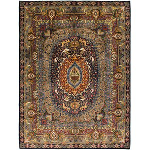 9' 10 x 13' 4 Kashmar Persian Rug