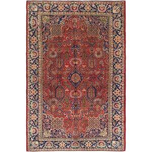 8' 2 x 12' 7 Isfahan Persian Rug