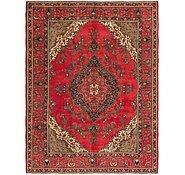 Link to 9' 9 x 12' 6 Tabriz Persian Rug