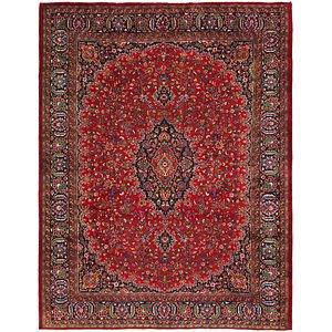 9' 6 x 12' 5 Mashad Persian Rug