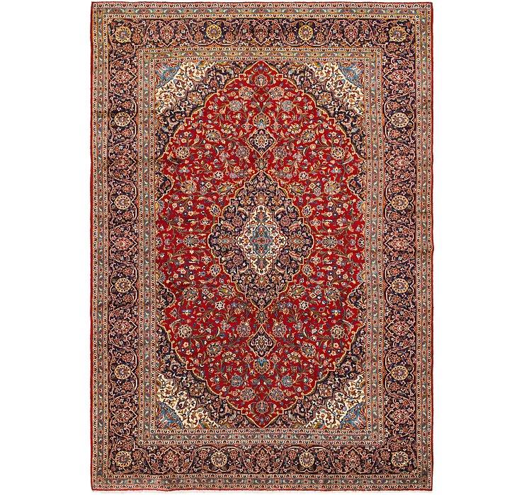 9' 10 x 14' 7 Mashad Persian Rug