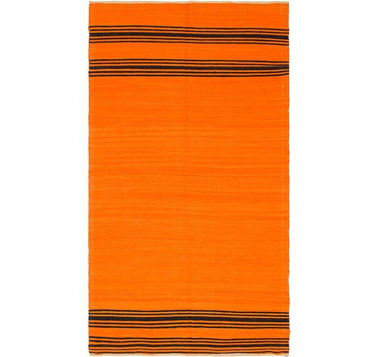 6' 2 x 11' 3 Moroccan Rug