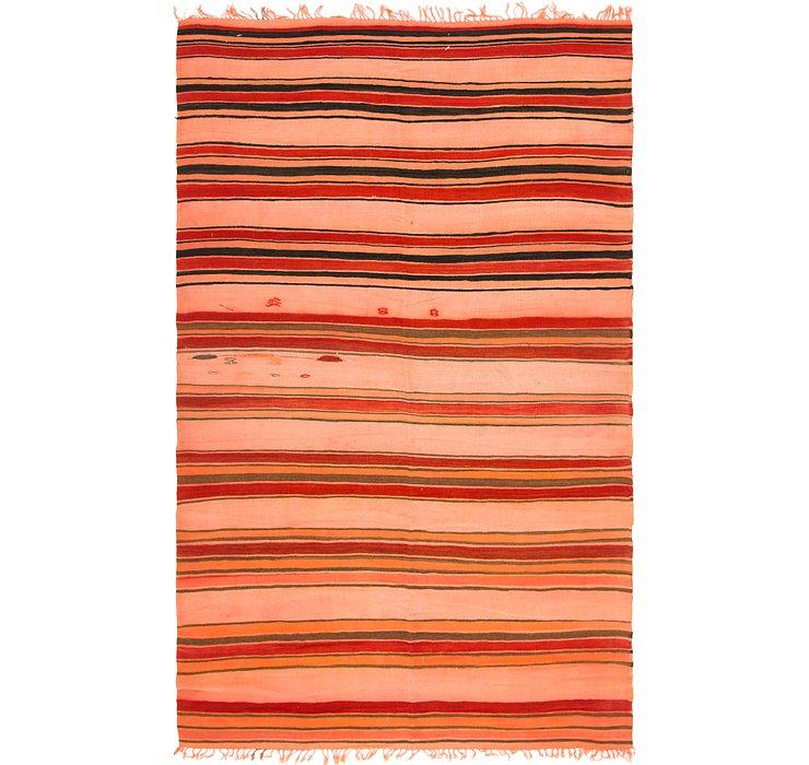 5' 7 x 9' 2 Moroccan Rug