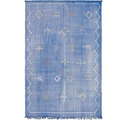 Link to 5' 4 x 8' 9 Moroccan Oriental Rug