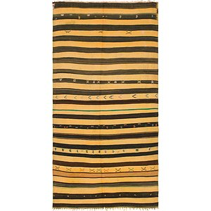 Link to 5' 5 x 11' 8 Moroccan Runner Rug item page
