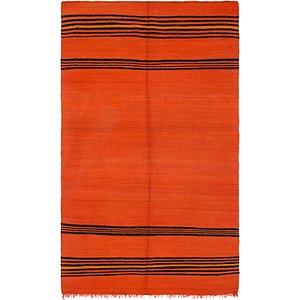 Unique Loom 4' 10 x 8' 6 Moroccan Rug