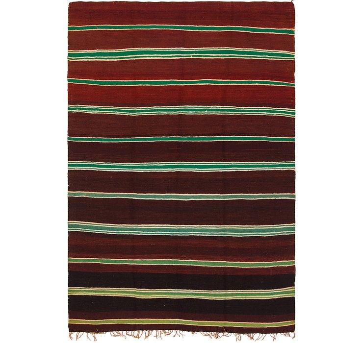 6' 3 x 9' Moroccan Rug