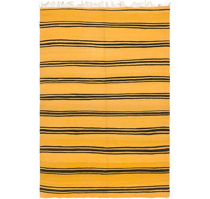 5' 8 x 8' 10 Moroccan Rug