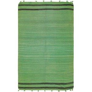 Unique Loom 5' 7 x 9' Moroccan Rug