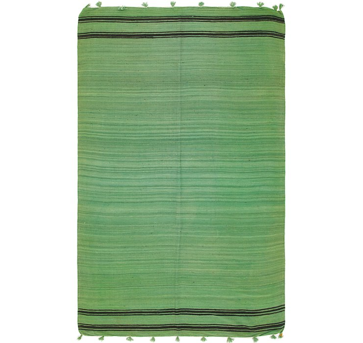 5' 7 x 9' Moroccan Rug