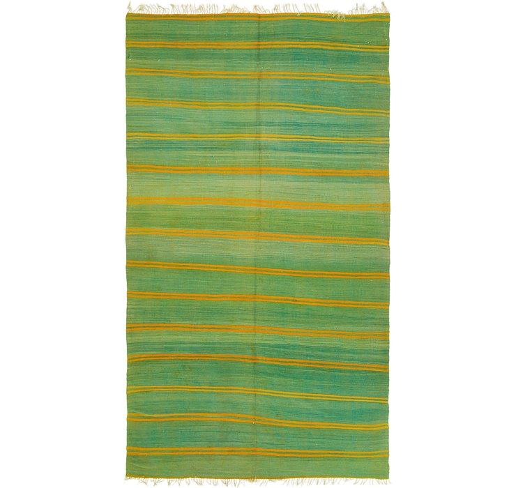 6' 2 x 11' Moroccan Rug