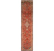 Link to 3' 7 x 16' Hamedan Persian Runner Rug