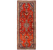Link to 3' 9 x 10' 3 Hamedan Persian Runner Rug