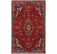 Link to 5' 2 x 8' Shahrbaft Persian Rug