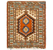 Link to 70cm x 80cm Bokhara Oriental Square Rug